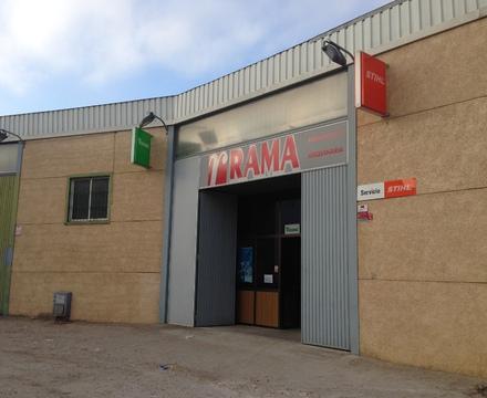 Bienvenido/a_a_Maquinaria_Rama